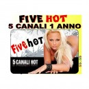 FIVE - HOT 5 Canali h24 Viaccess