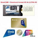 TIVUSAT Italia CA Module HD and Card HD NOT Activated