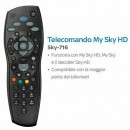 SKY-716 Mini mando a distancia
